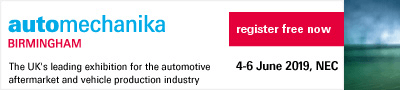 The Turbo Guy Exhibits at Automechanika Birmingham 2019 for the first time.
