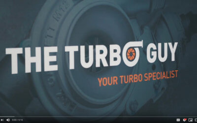 The Turbo Guy goes on video